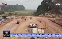 Đẩy nhanh tiến độ thi công dự án cao tốc Bắc - Nam
