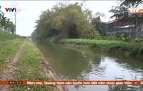 Sớm cấp nước sạch cho người dân tại huyện Thạch Thất