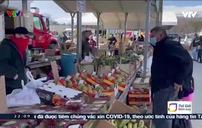 Đi chợ phiên ở vùng nông thôn nước Mỹ