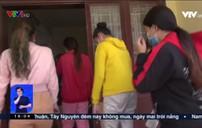 8 cô gái bị ép bán dâm trong quán karaoke