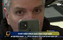 Phát hiện virus qua ảnh chụp mắt
