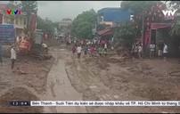 Lũ ống bất ngờ tại Văn Bàn (Lào Cai) khiến ít nhất 3 người thiệt mạng, mất tích