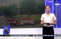 Bệnh viện công lớn nhất Nam Phi bị cháy