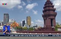 Campuchia gia hạn lệnh cấm đi lại giữa các tỉnh đến ngày 28/4