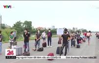 Bắc Giang đảm bảo an toàn khi đưa công nhân về địa phương