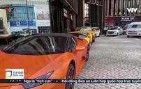 Đầu tư dàn xe tập lái siêu sang tại Dubai