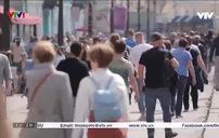 Giới kinh doanh tại Saint Petersburg (Nga) khởi sắc nhờ Euro 2020