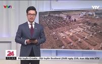 Nghĩa trang tạm bợ ám ảnh tại Indonesia
