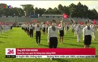Đội quân tinh nhuệ tham gia chiến dịch tiêm chủng vaccine thần tốc