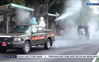 Khử khuẩn toàn TP Hồ Chí Minh trong 7 ngày