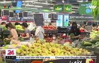 Siêu thị Hà Nội tăng gấp 3 lượng hàng, không có hiện tượng chen lấn mua đồ tích trữ