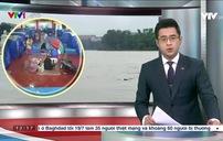 Gió mùa, bão nhiệt đới nhấn chìm thủ đô của Philippines