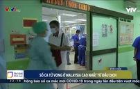 Số ca tử vong ở Malaysia cao nhất kể từ đầu dịch