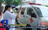 Đoàn bác sĩ của Bệnh viện Bạch Mai lên đường hỗ trợ TP Hồ Chí Minh