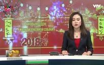 Bản tin tiếng Nga - 20/02/2018