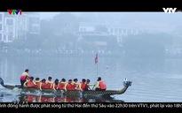 MV yêu thích: Đua thuyền rồng trên Hồ Tây
