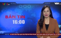Bản tin 16h VTV8 - 20/4/2018