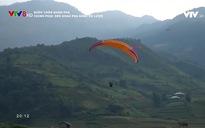 Bước chân khám phá: Chinh phục đèo Khau Phạ bằng dù lượn