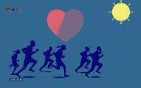 Khỏe thật đơn giản: Vận động và sức khỏe của trẻ