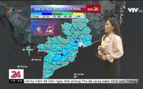 Bản tin thời tiết 18h45 - 10/7/2020