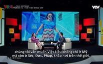 Talk Vietnam: Mimi Vũ - Trở về để đóng góp