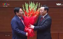 Lễ tuyên thệ nhậm chức của Thủ tướng Chính phủ - 05/4/2021