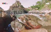 Khám phá: Dấu tích địa chất đá bazan dạng cột