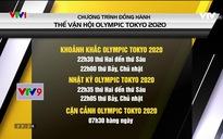 VTV kết nối: Olympic Tokyo 2020