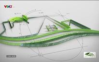 Nét xanh trong kiến trúc nay: Tận dụng ánh sáng tự nhiên