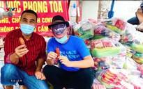 Hạnh phúc là gì?: MC Quyền Linh - MC của người nghèo và những ngày xông pha chống dịch