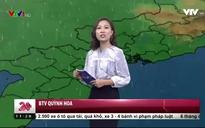 Bản tin thời tiết 11h30 - 25/6/2017