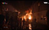 Vấn đề đô thị: Chữa cháy vẫn lo thiếu nước
