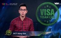 Visa toàn cầu: An ninh mạng