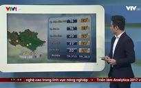 Bản tin thời tiết 18h - 28/3/2017