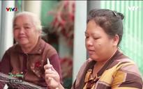 Vẻ đẹp phụ nữ Á Đông: Hậu phương của những những người bám biển