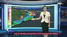 Bản tin thời tiết 12h30 - 18/10/2017