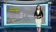 Bản tin thời tiết 19h45 - 16/01/2018