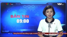 Bản tin 9h VTV8 - 15/11/2018