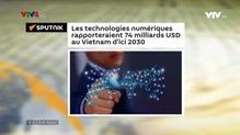 Bản tin tiếng Viêt 12h VTV4 - 20/10/2021
