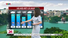 Bản tin thời tiết 11h30 - 27/02/2021