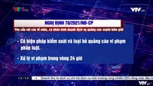 Thời sự 12h VTV1 - 31/7/2021