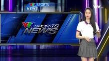VTV Sports News 12h   20/9/2021   Đình Trọng và Tiến Dũng tập gym theo phong cách kỳ lạ