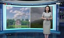 Bản tin thời tiết 12h30 - 24/6/2017