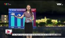 Bản tin thời tiết 18h45 - 20/10/2018