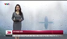 Bản tin thời tiết 11h30 - 12/11/2018