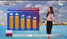 Bản tin thời tiết 11h30 - 13/11/2018