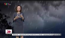 Bản tin thời tiết 11h30 - 18/11/2018