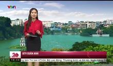 Bản tin thời tiết 18h45 - 20/11/2018