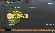 Bản tin thời tiết 5h30 - 21/11/2018