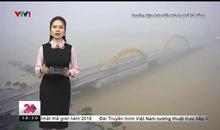Bản tin thời tiết 18h45 - 10/12/2018